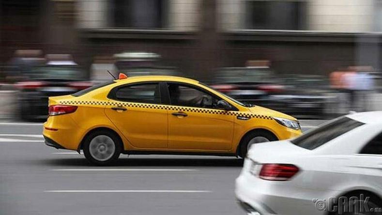 Таксины жолооч