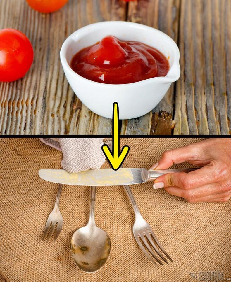 Кетчуп бол гайхалтай өнгөлөгч