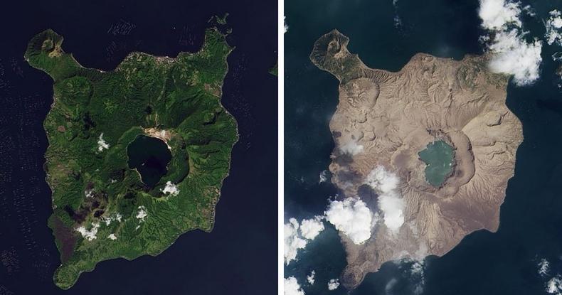 Манай гариг дээр ямар өөрчлөлт гарч байгааг тодоор харуулсан НАСА-ийн зургууд