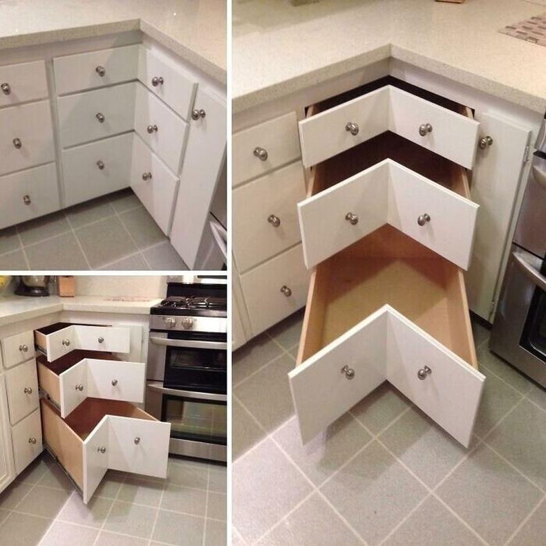 Ухаалаг шийдэлтэй гал тогооны шүүгээ