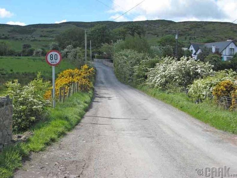 Хойд Ирланд - Ирланд