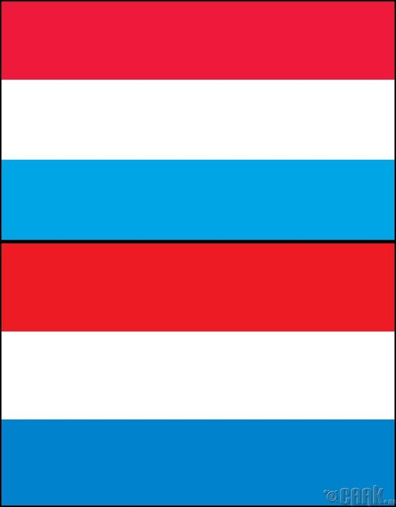 Люксенбург (Luxembourg) болон Нидерланд (Netherlands)