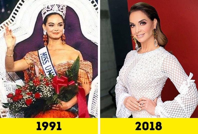Лупита Жонс (Lupita Jones), Мексик