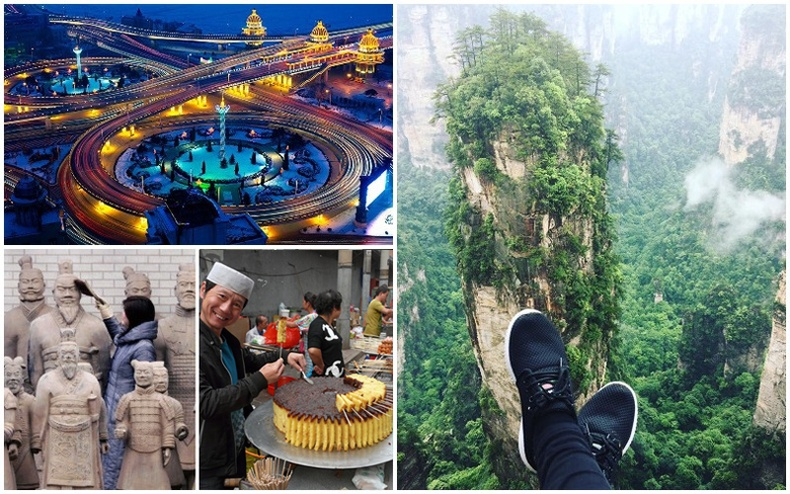 Хятадад очвол үзэх ёстой гайхалтай газрууд