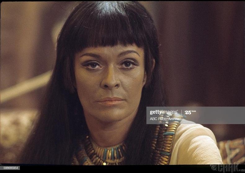 Жанет Сузман (Janet Suzman) - Antony and Cleopatra (1974)