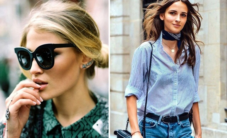 Франц бүсгүйчүүд хэрхэн хувцасладаг вэ?