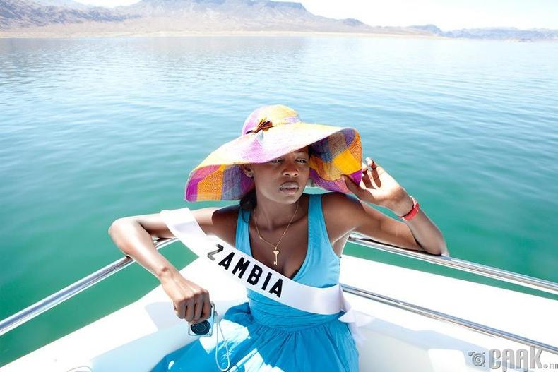 Замбиа улсын мисс