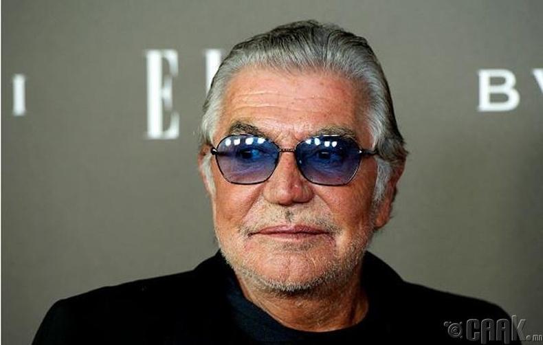 Роберто Кавали (Roberto Cavalli), 78
