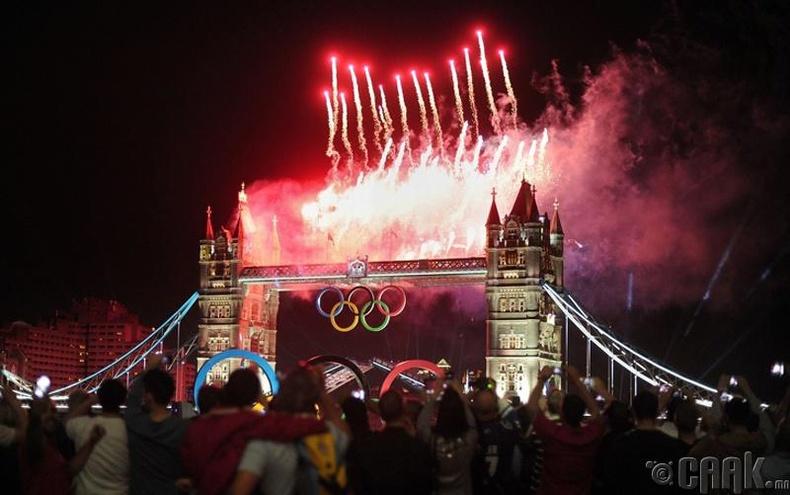 Лондонгийн зуны Олимпын нээлт (2012 он)