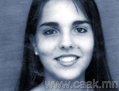 Жаклин Сабуридо: Үхээд боссон эмэгтэй