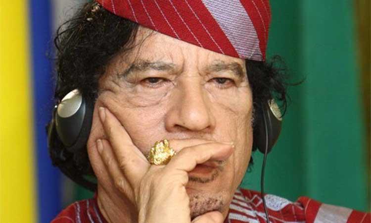 Муамар Каддафигийн тухай сонирхолтой 40 баримт