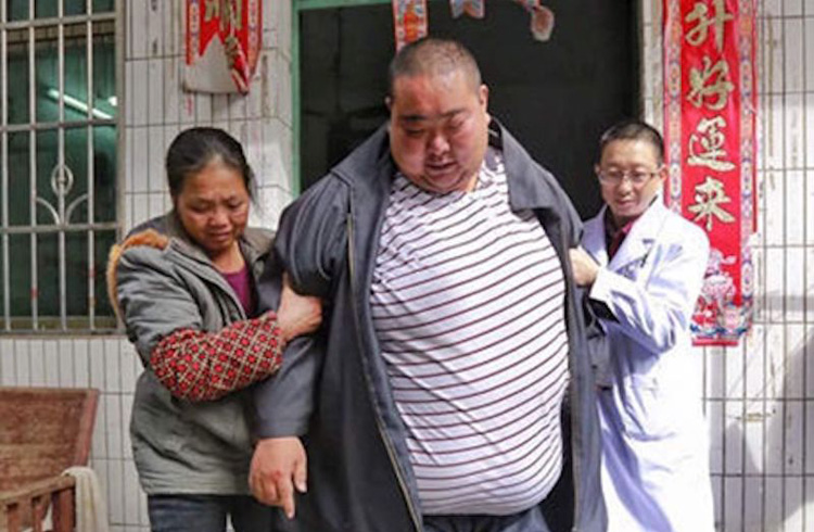 Хятадуудыг цочирдуулсан эр