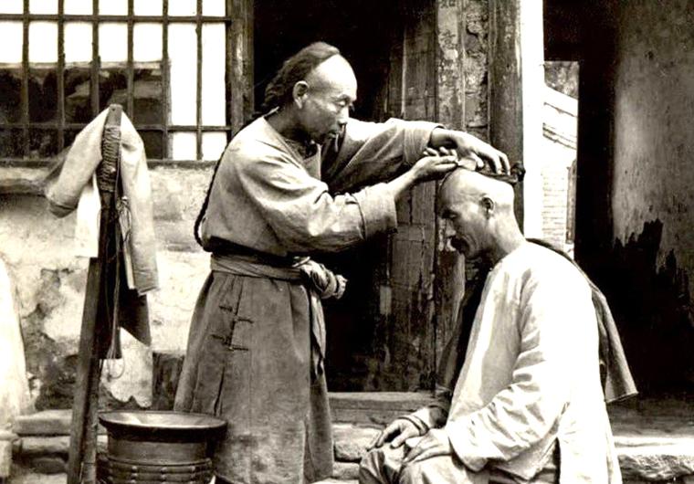 100 жилийн өмнөх Хятад улс