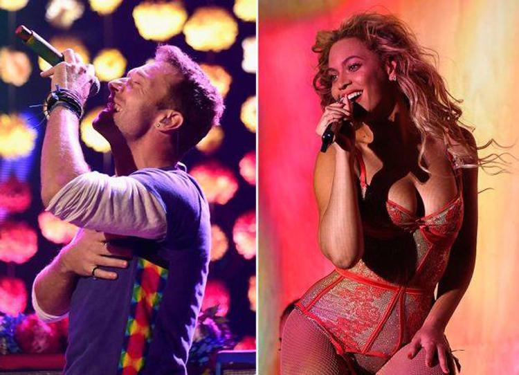 """Beyonce, """"Coldplay"""" хоёрын шинэ клип шуугиан тарив"""