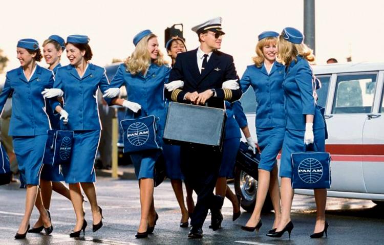 Онгоцны үйлчлэгч нарын нууц өрөө