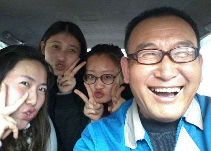Хятадын алдартай таксины жолооч