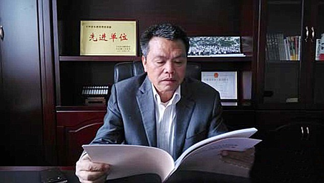 Хятад эрийн өгөөмөр сэтгэл