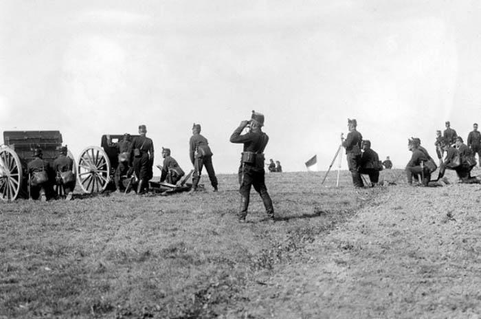 Дэлхийн 1-р дайны үеийн зурагнууд
