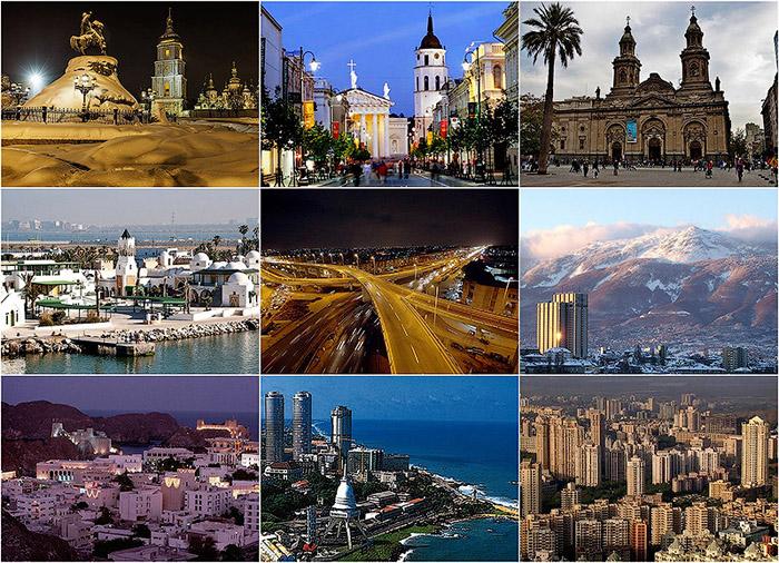 Амьдралын өртөг хамгийн багатай 25 хот