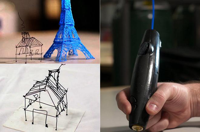 3D үзэг бодит боллоо
