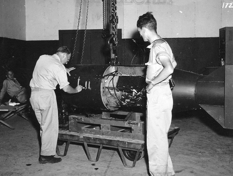 Японд хаясан цөмийн бөмбөгийг хэрхэн бэлтгэсэн бэ?