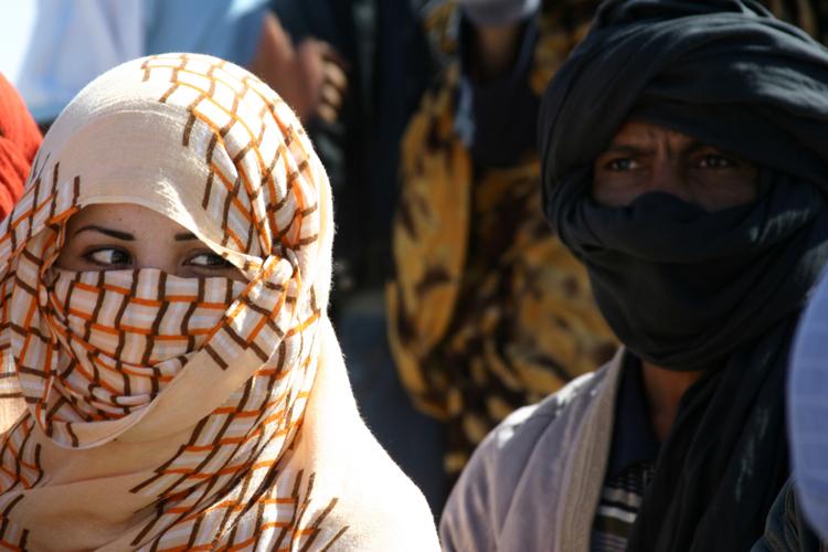 Сахарын цөлийн эмэгтэйчүүдийн нууцлаг амьдрал