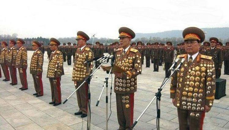 Хойд Солонгосын хэзээ ч ялагдашгүй цэргүүд