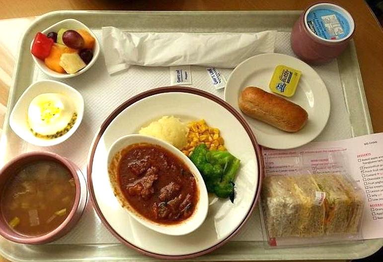 Орон орны эмнэлгийн хоолнууд