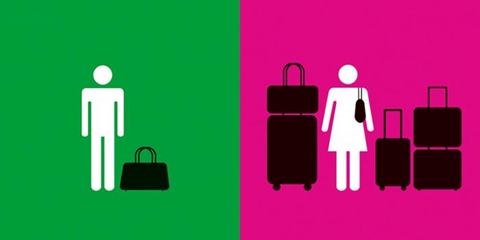 Эрэгтэй, эмэгтэй хүмүүсийн хоорондын ялгааг зургаар үзүүлбэл...