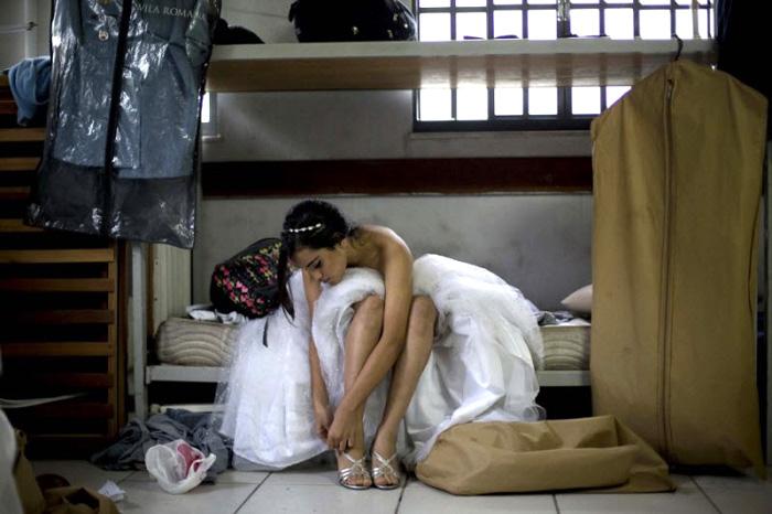 Бразилийн ядуусын хорооллын үдэшлэг