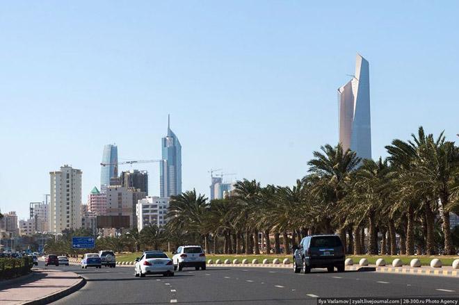 Кувейт орны тухай