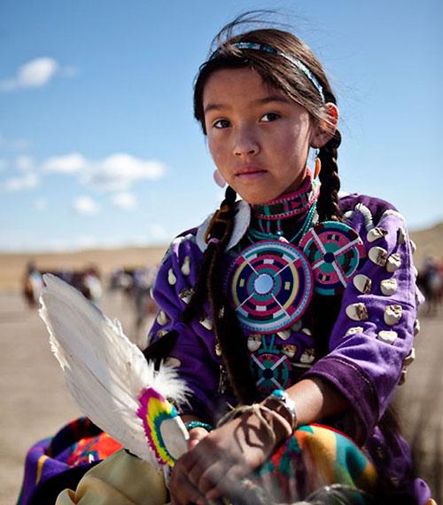 Орчин үеийн Америк-индианчууд