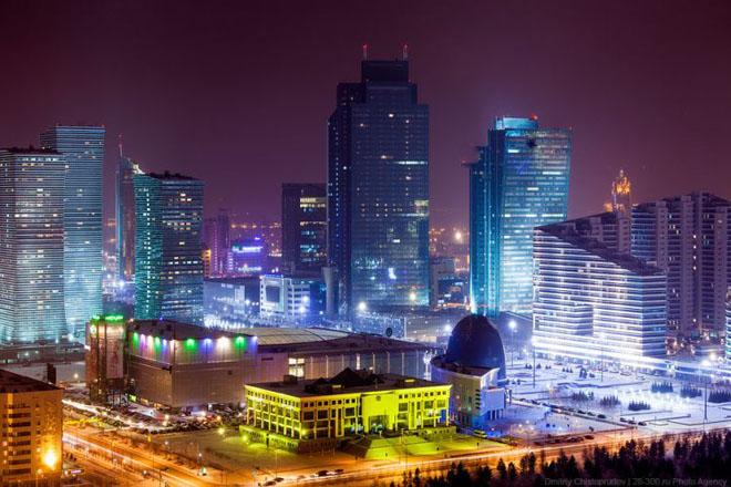 Казахстаны нийслэл Астана