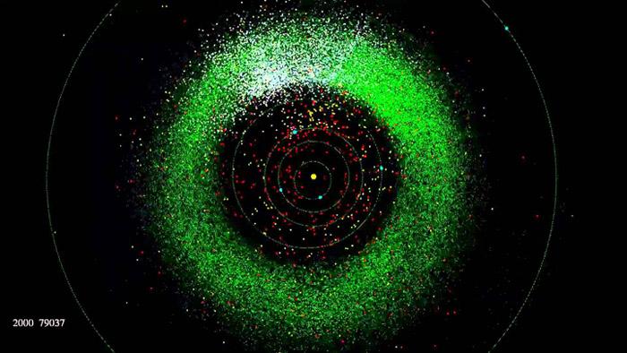 Сансар огторгуйн гайхалтай үзэгдэл