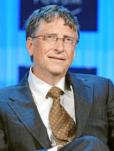 Билл Гейтс 20 жил дараалан тэр бумтнуудын жагсаалтыг тэргүүлж байна