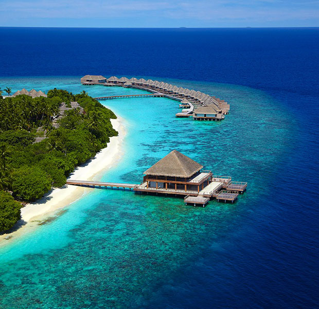 Үзэсгэлэнт арал