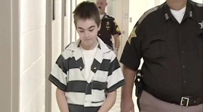 12 настай хүүд 25 жилийн ял оноолоо