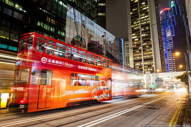 Хонконгийн трамвай