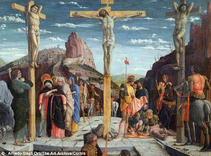 Есүсийн нас барсан тухай баримт