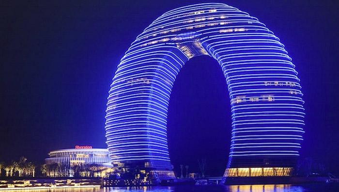 Хятадын өвөрмөц дизайнтай зочид буудлууд