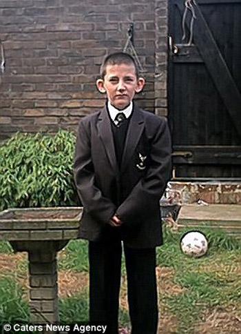 Том чих нь сурагч хүүгийн амьдралыг эрс өөрчилжээ