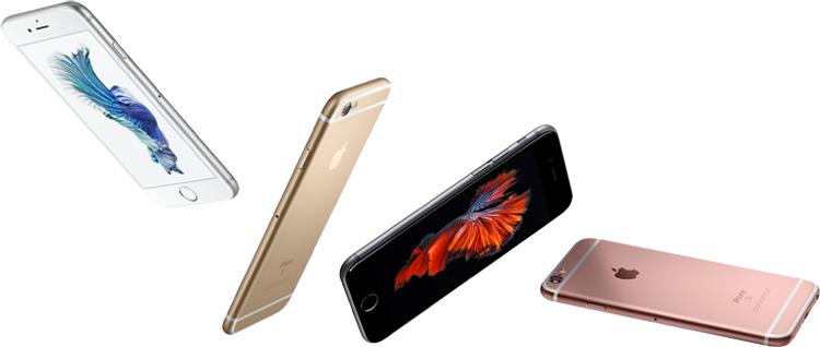 """Бүх зүйлээрээ шинэ """"iPhone 6s"""" утасны захиалга эхэллээ"""