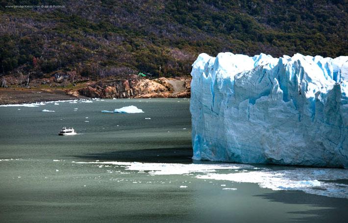 Аргентины гайхалтай мөсөн уул