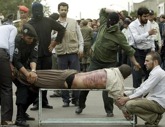 Ираны шийтгэх ёс