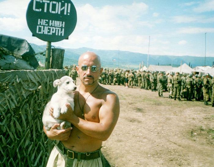 Оросын дайны баатар