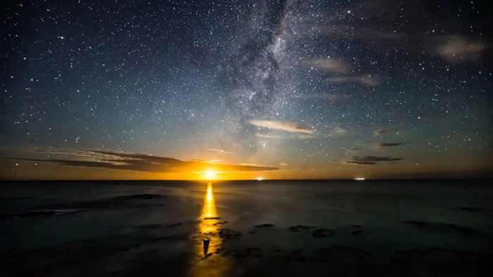 Шинэ Зеландын гайхамшигтай байгаль