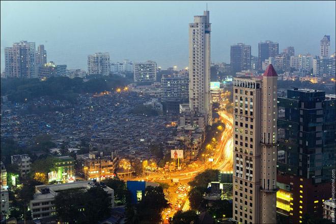 Мумбай хотоор аяласан нь