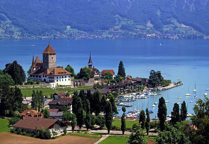 Швейцарьт хогны асуудлыг хэрхэн шийддэг вэ?