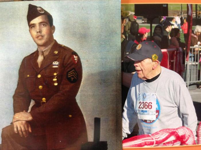 Дэлхийн 2-р дайны 93 настай ахмад дайчин мөрөөдлөө биелүүлжээ