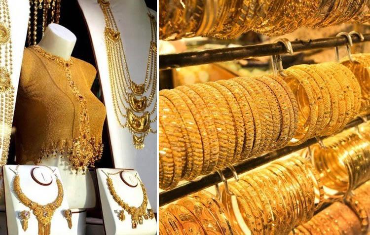 Дубайн алтны зах